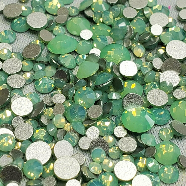 KiraKira Green Opal Small Mix