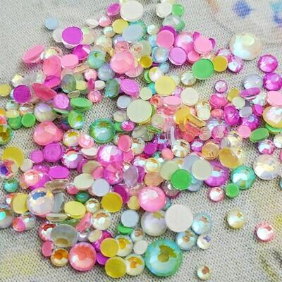 KiraKira Luminous Multi Colors Small Mix