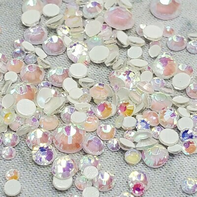KiraKira Luminous White Small Mix