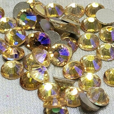 Heaven Light - KiraKira Glass Rhinestones by CrystalNinja