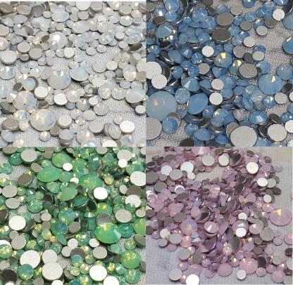 Opals Bundle - KiraKira Glass Rhinestones by the CrystalNinja