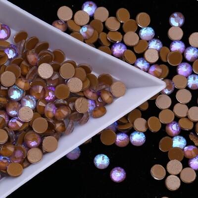 Mocca Coffee AB  - KiraKira Glass Rhinestones by CrystalNinja