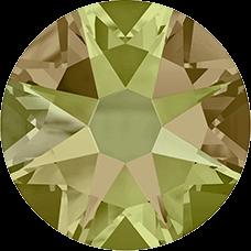#2088 CRYSTAL LUMINOUS GREEN