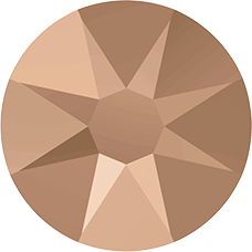 #2088 CRYSTAL ROSE GOLD