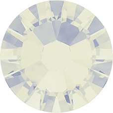 #2058 WHITE OPAL