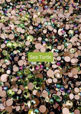Beach Party, Sea Turtle