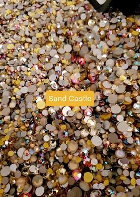 Beach Party, Sand Castle