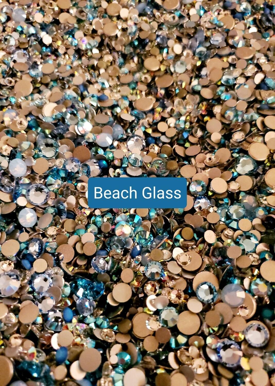Beach Party, Beach Glass