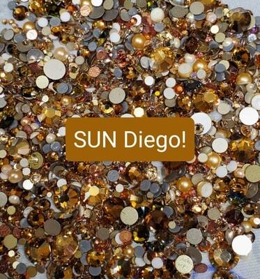 Beach Party, SUN Diego