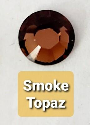 #2028 ss30, 360pc. Smoke Topaz Swarovski Non HotFix