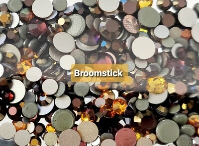 Ninja Mixes - Broomstick