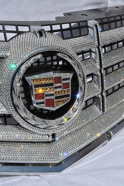 Cadillac SRX Grille