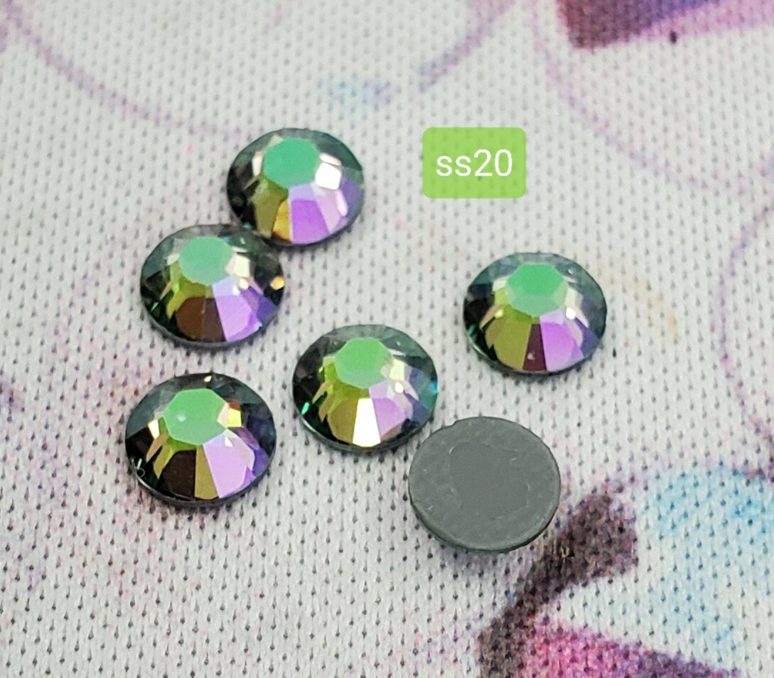 2028 HF ss20 Crystal Paradise Shine KORI Premium Crystal by Crystal Ninja
