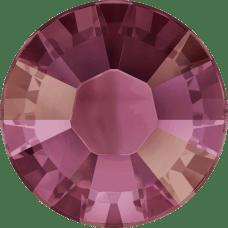 2038 HF ss20 Crystal Lilac Shadow KORI Premium Crystal by Crystal Ninja