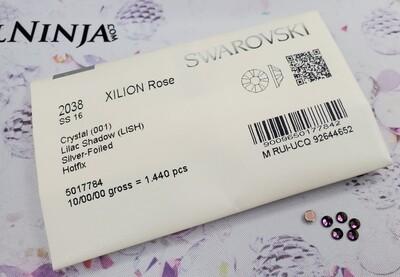 2038 HF ss16 Crystal Lilac Shadow Swarovski