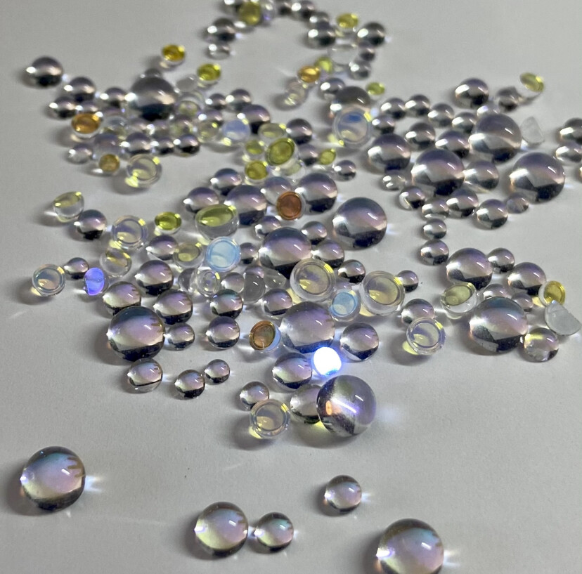 Mameido Bubble - Luna - KiraKira Rhinestones by Crystal Ninja