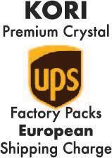 KORI Premium Shipping Charge