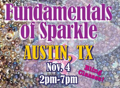 Fundamentals of Sparkle! Nov. 4 AUSTIN, TX