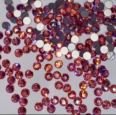 Hyacinth AB - KiraKira Glass Rhinestones by CrystalNinja