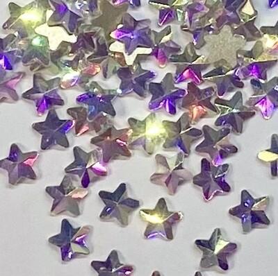 KIRAKIRA - Clear AB Shapes - Star