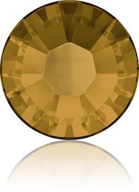 #2012 ss40 SILVER FOIL TOPAZ 144pc. Swarovski CLEARANCE