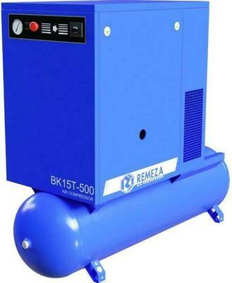 Винтовой компрессор Ремеза BK 15Т