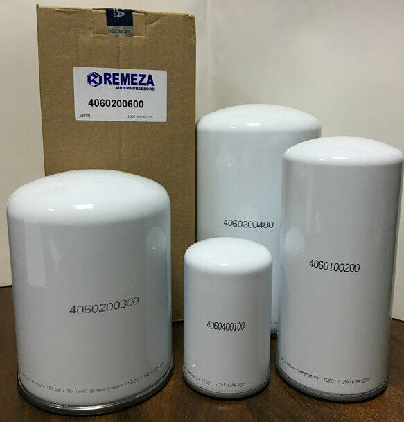 Масляные фильтры-сепараторы
