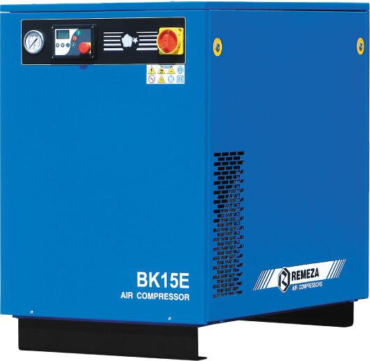 Винтовой компрессор Ремеза BK 15Е