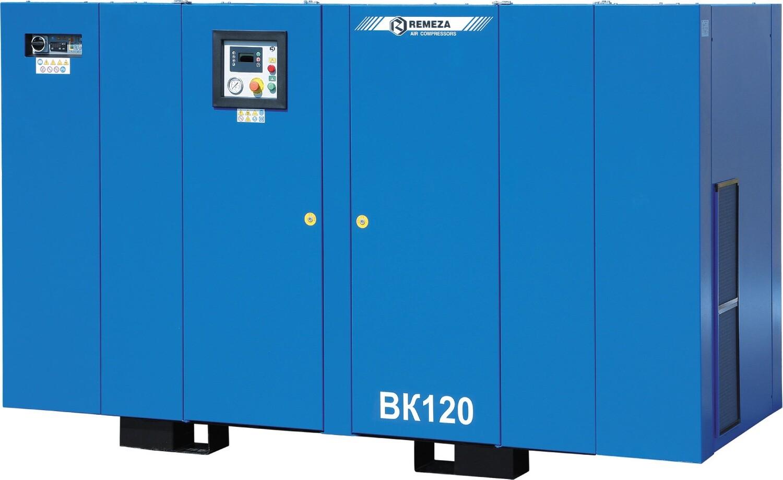 Винтовой компрессор Ремеза BK 120