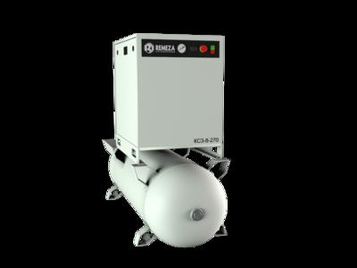 Спиральный компрессор Ремеза КС3-8(10)