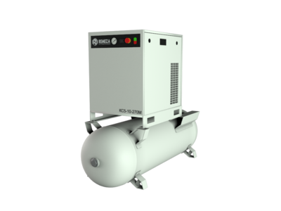 Спиральный компрессор Ремеза КС5-8(10)