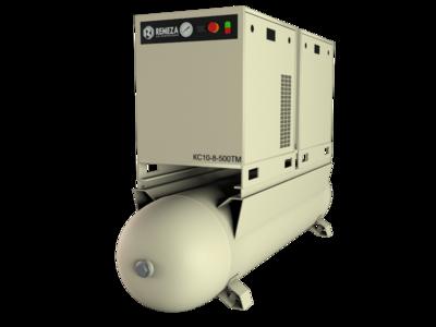 Спиральный компрессор Ремеза КС10-8(10)