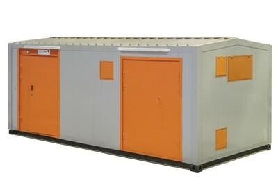 Модульная компрессорная станция ЗИФ
