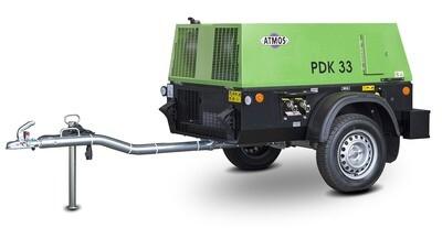 Дизельный компрессор АТМОС PDK33