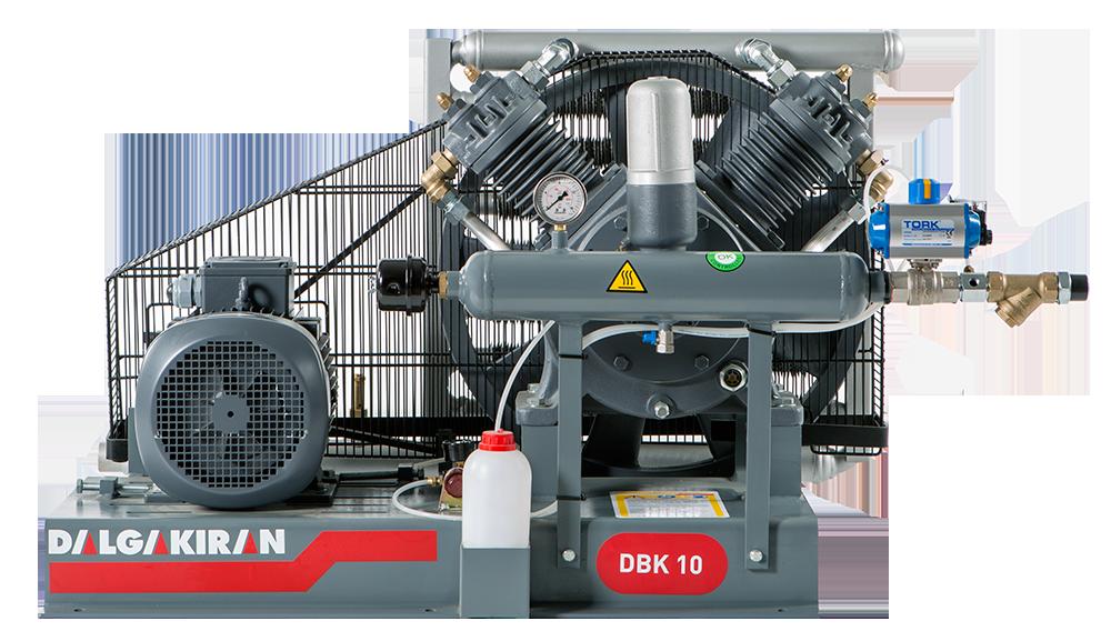 Бустерный компрессор DBK 15