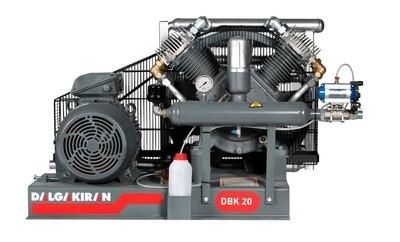 Бустерный компрессор DBK 20