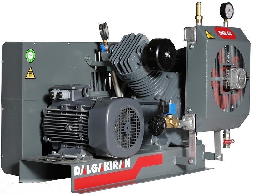 Поршневой компрессор высокого давления DKK 40
