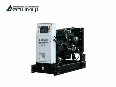 Дизельный генератор Азимут АД-6С-Т400-1РМ11