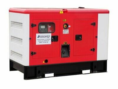 Дизельный генератор Азимут АД-10С-230-1РКМ11