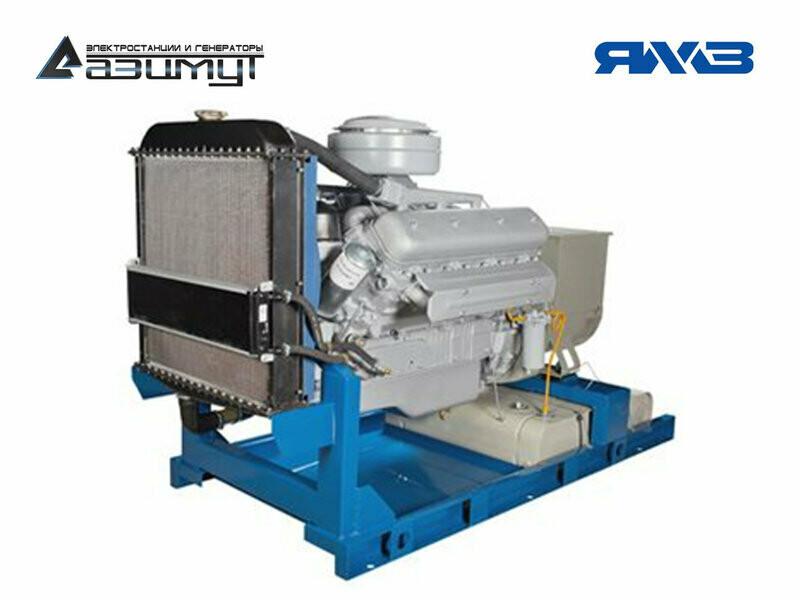 Дизельный генератор Азимут АД-100С-Т400-1РМ2