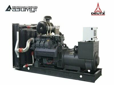 Дизельный генератор Азимут АД 300С-Т400-1РМ6