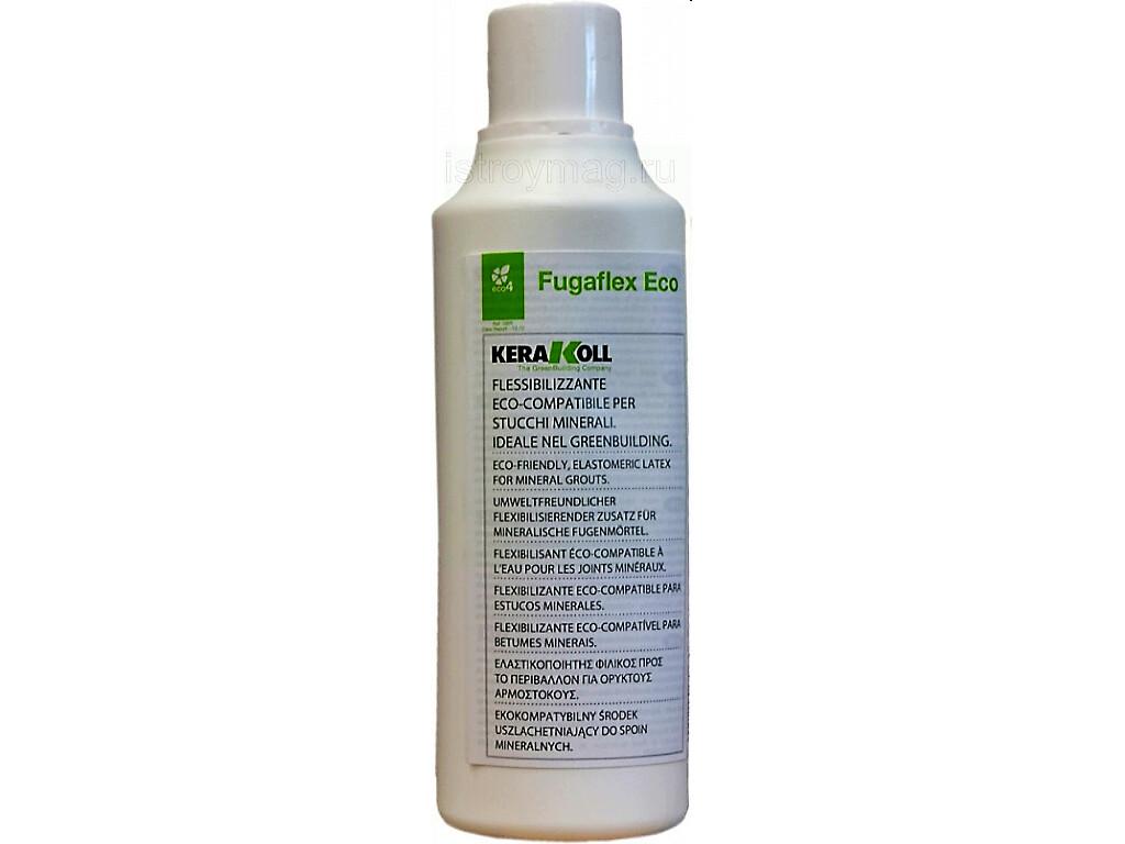 Добавка к цементной затирки Fugaflex Eco KERAKOLL