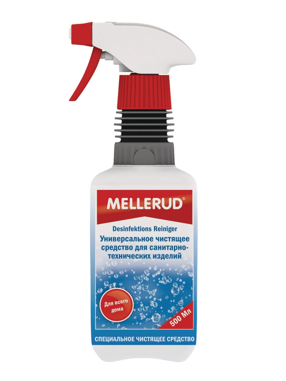 Универсальное чистящее средство для сан.тех изделий Mellerud