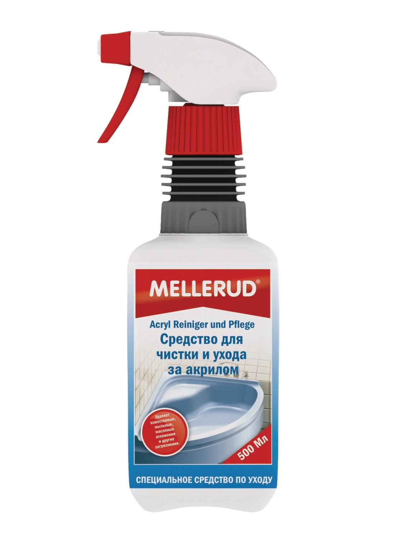Средство для чистки и ухода за акрилом Mellerud