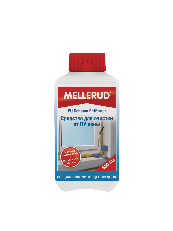 Средство для очистки от ПУ пены Mellerud