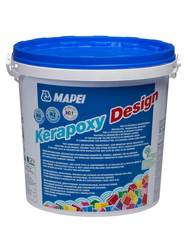 Kerapoxy Design Mapei эпоксидная затирка