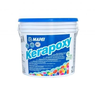 Эпоксидная затирка KERAPOXY MAPEI для швов № 100 (белый) 5 кг