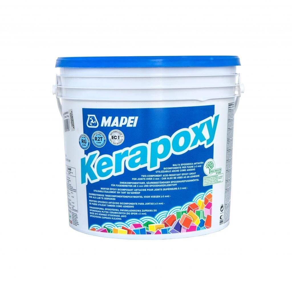 Эпоксидная затирка KERAPOXY MAPEI для швов № 100 (белый) 2 кг