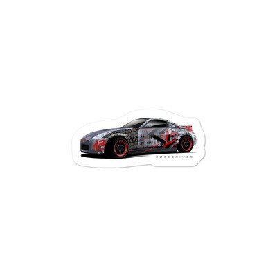 Racecar stickers!