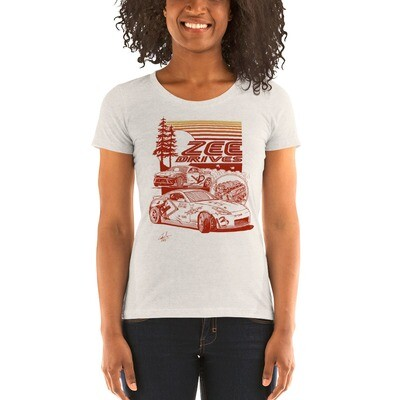 Women's Sepia 350z shirt